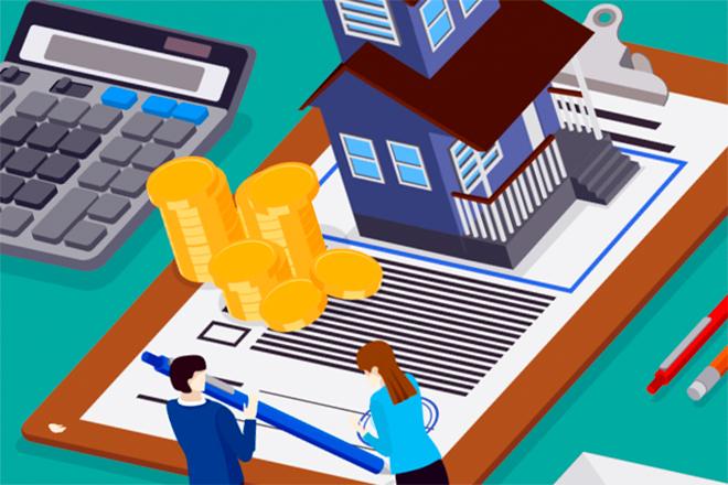 инфографика оформления ипотеки в сбербанке