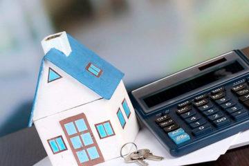картонный доиик на ипотечном договоре с ключами